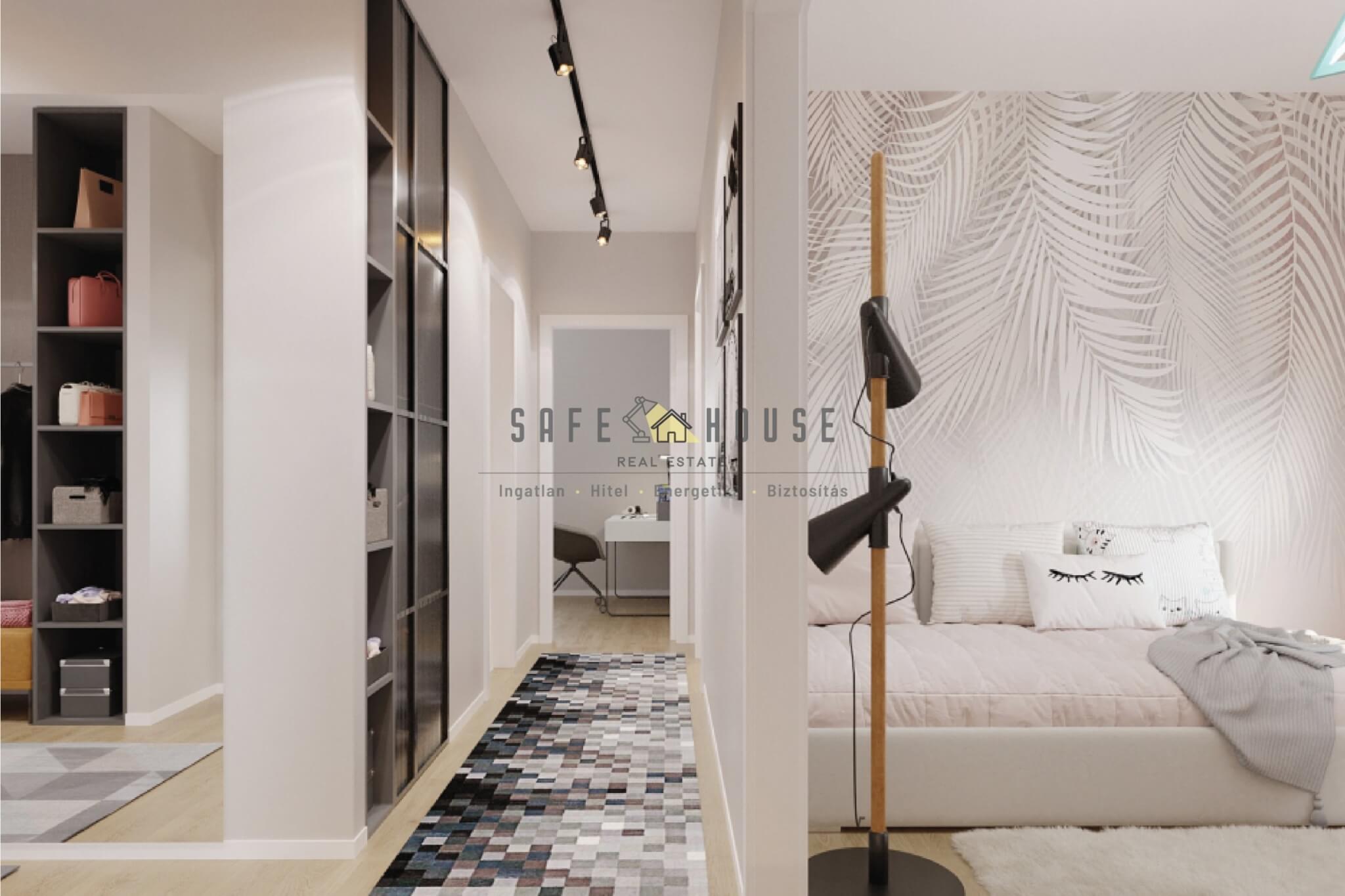 Safehouse Ingatlan Gyöngyösszőlős új építésű 11-33