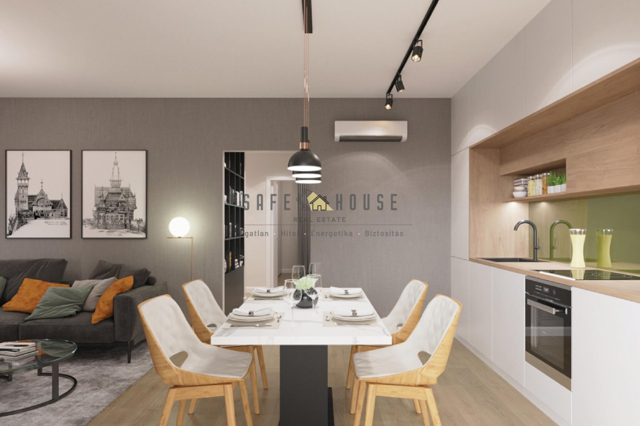Safehouse Ingatlan Gyöngyösszőlős új építésű 12-32