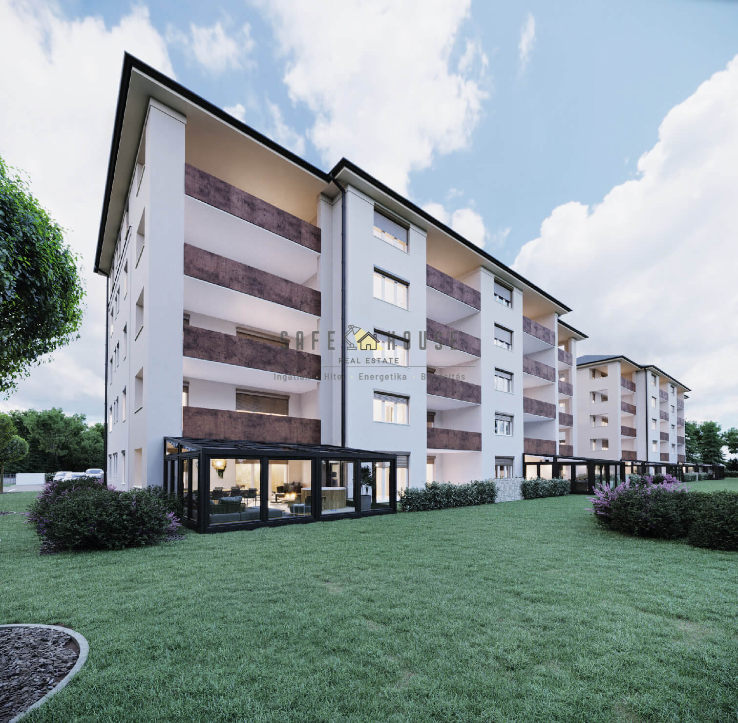 Safehouse Ingatlan Gyöngyösszőlős új építésű 2-23