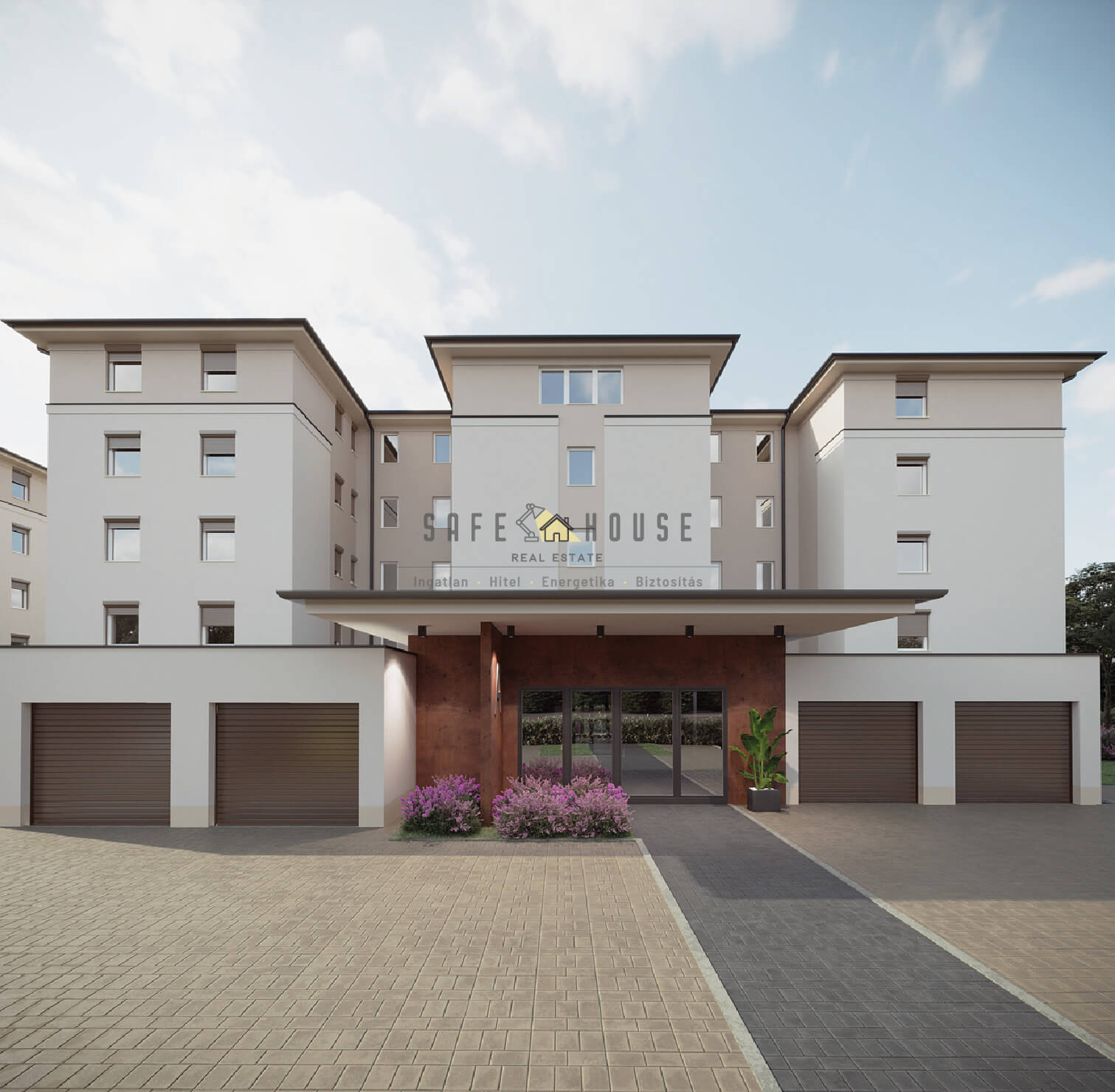 Safehouse Ingatlan Gyöngyösszőlős új építésű-27